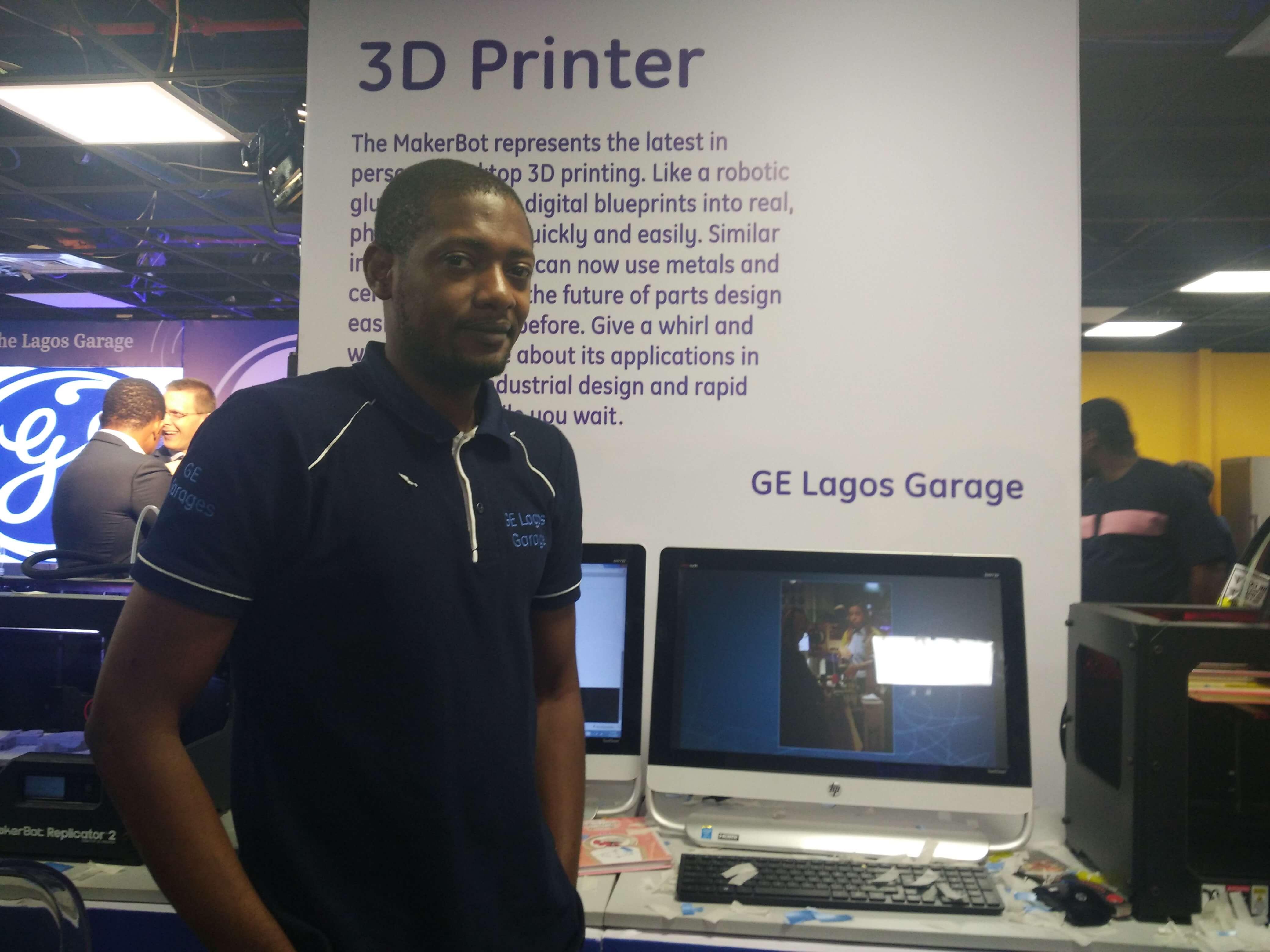 GE Lagos Garage