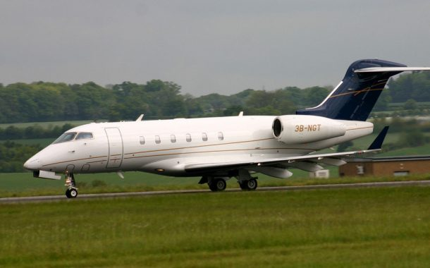 Government Scrutiny, Recession Reduce Private Charter Jets by 46%