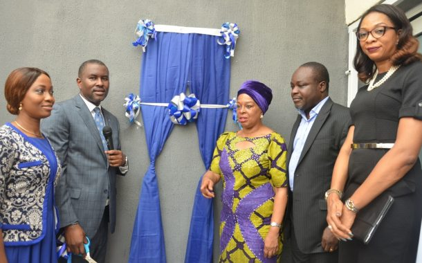 Stanbic IBTC Revamps Medical Center in Lagos