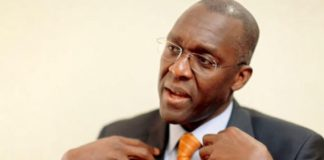Makhtar Diop, Vice President for the Africa Region at the World Bank