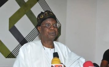 Lai Mohammed, Nigeria Information and Culture Minister